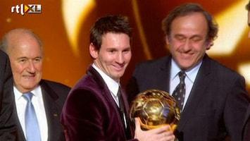 RTL Nieuws Messi opnieuw beste voetballer