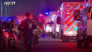RTL Nieuws Zoektocht naar doden en gewonden explosie Texas