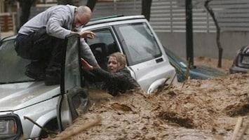 RTL Nieuws Hevige overstromingen in Athene