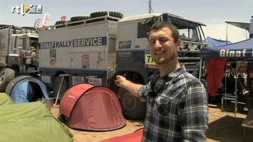 RTL GP: Dakar 2011 Labrie in de Brum
