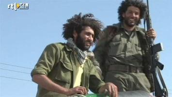 RTL Nieuws Benelux erkent Libische rebellen