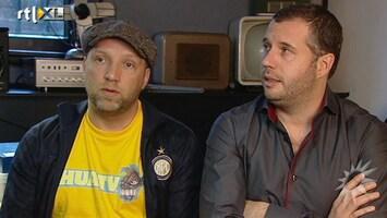 RTL Boulevard Tijl en Ruben over de Grote Improvisatie Show