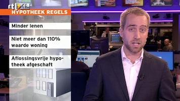 RTL Nieuws Geld lenen wordt moeilijker