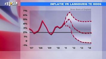RTL Z Nieuws 12:00 Britse inflatie langdurig te hoog