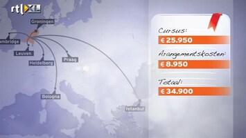 RTL Nieuws Ophef om dure cursus topambtenaar
