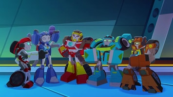 Transformers Rescue Bots Academy Afl. 24