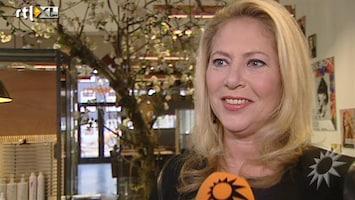 RTL Boulevard Fiona Hering bekroond met Grand Seigneur prijs