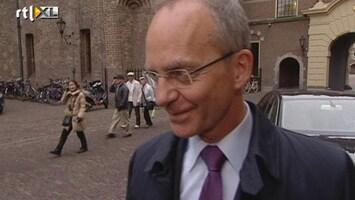 RTL Nieuws Kamp: ik weet niks van bezuinigingen