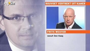 RTL Nieuws Frits Wester over vertrek Rouvoet