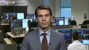 RTL Nieuws 'Vooral zorgen op beurs om Griekenland'
