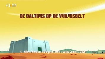 De Daltons - Op De Vuilnisbelt!