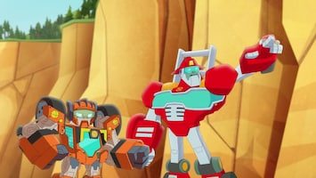 Transformers Rescue Bots Academy Afl. 29