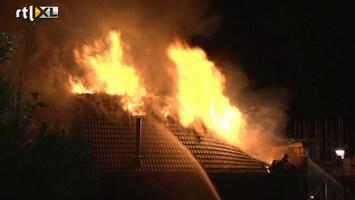 RTL Nieuws 'Veel angst onder inwoners door branden'