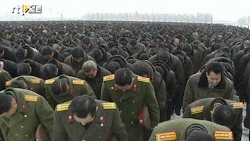 RTL Nieuws 'Hemel huilt mee met Noord-Korea'