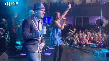 Ik Ben Saunders - Optreden Met Esther Nijhove