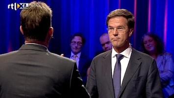 RTL Nieuws Ruzie Roemer en Rutte over eigen risico