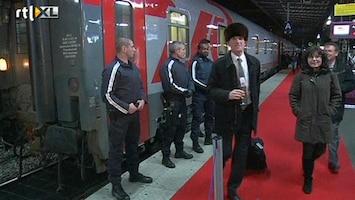 RTL Nieuws Weer treinverbinding Parijs-Moskou