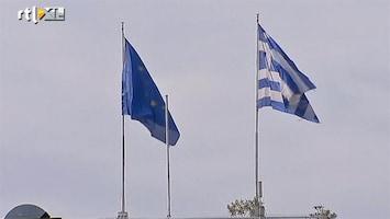 RTL Nieuws EU tikt Grieken op de vingers