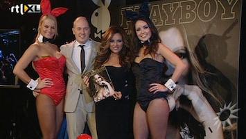 RTL Boulevard Lancering Tatjana Playboy