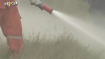 RTL Nieuws Toerist opgepakt om bosbrand Chili