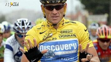 RTL Nieuws Keizer Armstrong heeft zichzelf onttroond