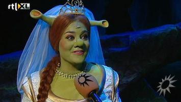 RTL Boulevard Kim-Lian stopt met Shrek voor zwangerschapsverlof