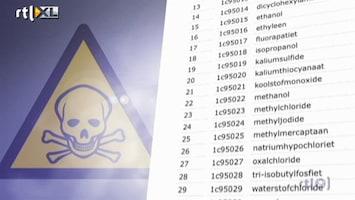 RTL Nieuws Nederland leverde grondstof chemische wapens aan Syrië