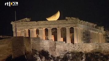 RTL Nieuws Griekse chaos nog lang niet voorbij