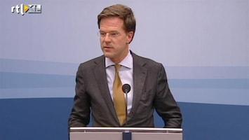 RTL Nieuws Wat ging er mis volgens Rutte zelf?