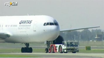 RTL Nieuws Qantas vliegt simpelweg niet meer