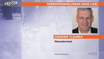 Editie NL Rijkswaterstaat: kijk uit voor ijzel
