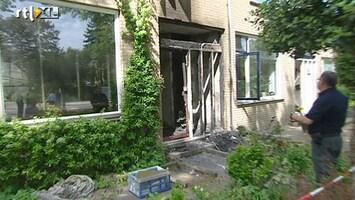 RTL Nieuws Groot onderzoek naar brand Dordrecht