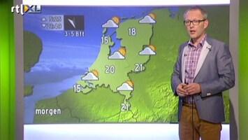RTL Weer Buienradar Update 30 mei 2013 16:00 uur