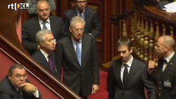 RTL Nieuws Senaat Italië akkoord met bezuinigingen