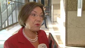 RTL Nieuws Kamervoorzitter Verbeet: Dit is rommelig