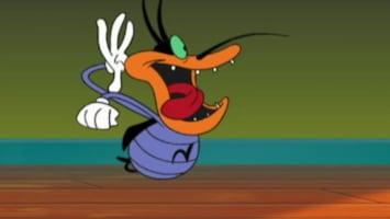 Oggy En De Kakkerlakken - The Lottery Ticket