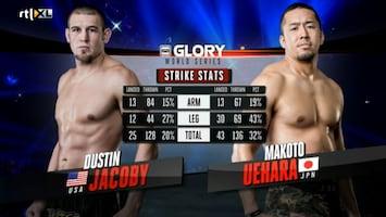 RTL 7 Fight Night: Glory Kickboxing Afl. 4
