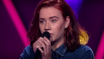 The voice of Holland: Zorah Lagerwerf - Always Remember Us This Way (fragment)