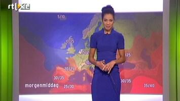 RTL Weer Buienradar EU 10:15 uur 12 sept.2013