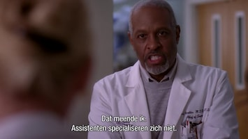 Grey's Anatomy Brave new world
