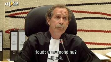 RTL Nieuws Robert M. door het lint bij uitspraak