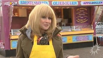 RTL Boulevard Daphne Deckers oliebollenkoningin