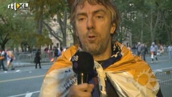 RTL Boulevard Ruud de Wild rent NY Marathon