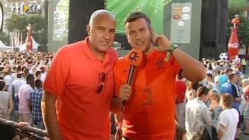 RTL Boulevard Iedereen achter Oranje