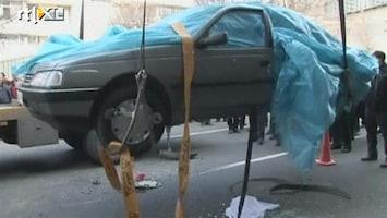 RTL Nieuws Weer Iraanse kerngeleerde omgekomen