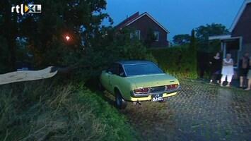 RTL Nieuws Noodweer leidt tot problemen