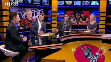 RTL Boulevard Van Velzen over de halve finale van The Voice Of Holland