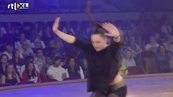 So You Think You Can Dance - Auditie Zorana