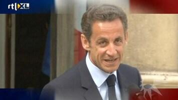 RTL Boulevard Boek over Nicolas Sarkozy