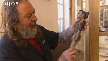 RTL Nieuws Schiffmacher opent tattoomuseum